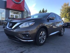 2015 Nissan Murano SL*GPS*CUIR *TOIT OUVRANT*1 PROPRIO