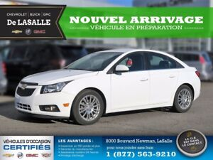 2013 Chevrolet Cruze Eco Like New, Must See..!
