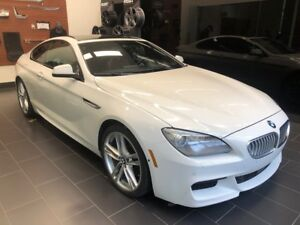 2013 BMW 6 Series 650i xDrive+COUPE+M-PACK