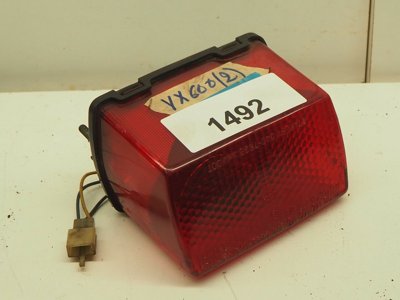YAMAHA YX600 RADIAN REAR TAIL LIGHT ACHTERLICHT 1UJ-84710-A0