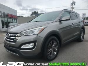 2013 Hyundai Santa Fe Sport 2.0T Turbo! All-Wheel-Drive! Heated