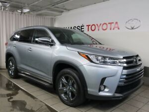 2017 Toyota Highlander Limited AWD + 8 PNEUS