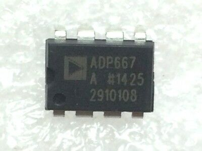 Adp667anz Ad Ic Voltage Regulator Low-dropo Rohs 4 Pieces