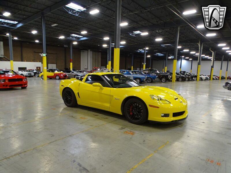 Image 9 Voiture American used Chevrolet Corvette 2007