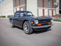 Miniature 9 Voiture American classic Triumph TR-6 1973