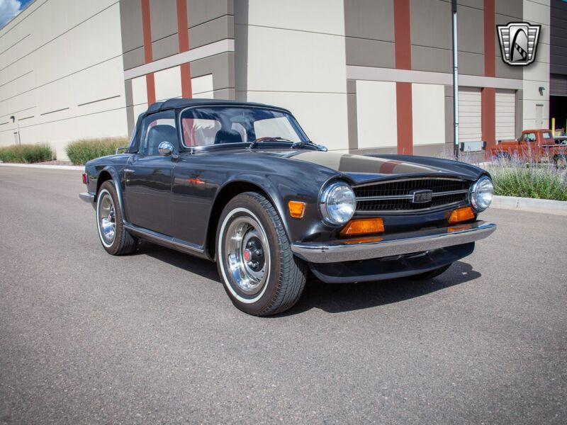 Image 9 Voiture American classic Triumph TR-6 1973