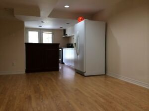 2bed walkout basement for rent in Ajax , ON