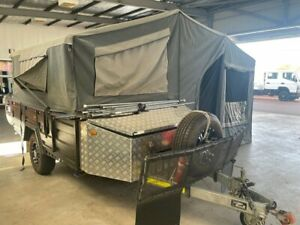 2015 Leisure Matters Aztec Camper Trailer St James Victoria Park Area Preview
