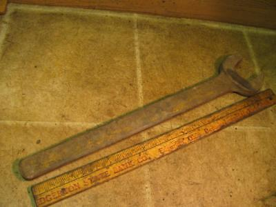 Caterpillar 2f6274 Open End Wrench 2-116 Billings