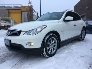 2015 Infiniti QX50 AWD 4dr - NO ACCIDENTS, ONE OWNER!!!