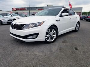 2013 Kia Optima EX TURBO PLUS**Toit Panoramique**Cuir**