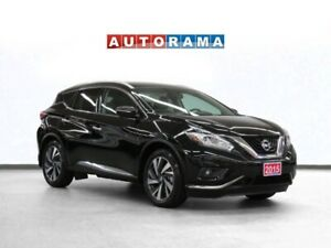 2015 Nissan Murano PLATINUM PACKAGE LEATHER SUNROOF BACKUP CAMER