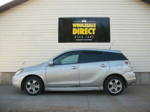 2005 Toyota Matrix A/C - CRUISE CONTROL - ALLOY WHEELS