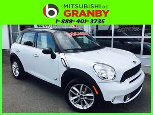 2012 MINI Cooper Countryman S COUNTRYMAN ALL4