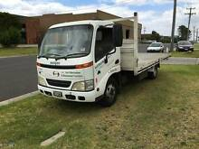 2001 Hino Dutro Mordialloc Kingston Area Preview