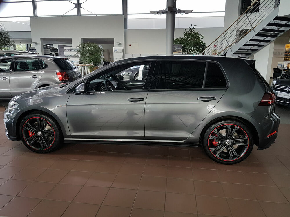 Indiumgrau metallic golf 7