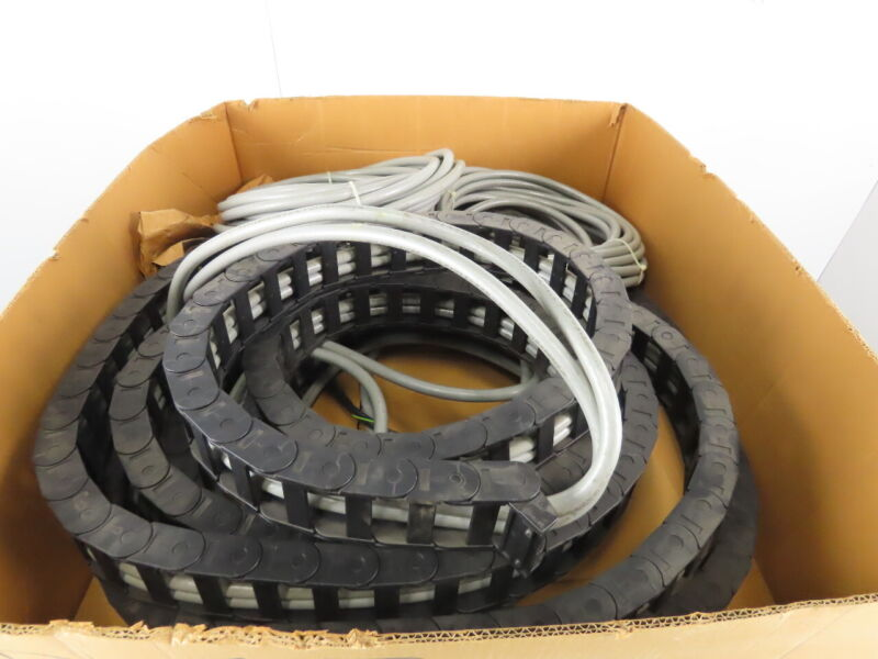 """Igus 200.05.125 2-1/4"""" x 1"""" Energy Drag Chain Cable Carrier 30"""