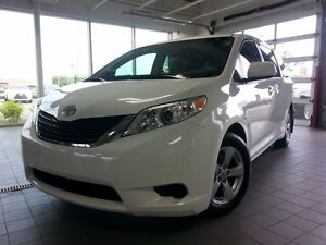 2014 Toyota Sienna LE 8 PASSAGERS; CAMERA RECUL 8 PASSENGER - GR