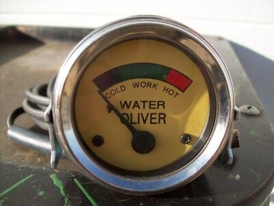 Oliver 44 Through 88 Tractor Temperature Guage Free Shipping