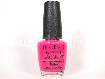 Holland Collection - OPI Nail Polish Lacquer Kiss Me On My Tulips H59 Holland Collection 15 ml 0.5 oz