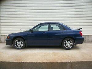 2002 Subaru Impreza AWD SPORT SEDAN