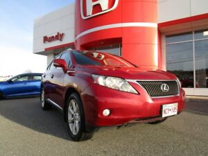 2010 Lexus RX 350 Touring Pkg w/leather, navi, sunroof LUXURY