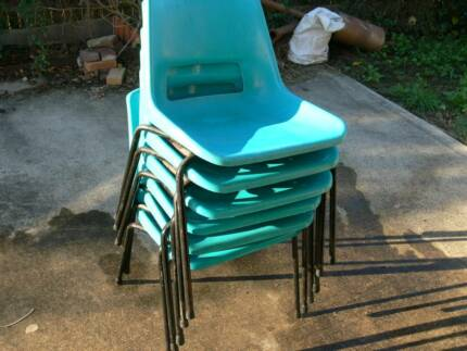 CHAIRS STACKABLE Redbank Plains Ipswich City Preview