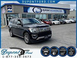 2018 Ford Expedition Max Limited - LOCATION COMMERCIAL DISPONIBL
