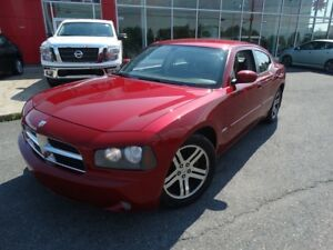 2006 Dodge Charger R/T/HEMI/PROPULSION/CUIR/JANTES EN ALLIAGE/