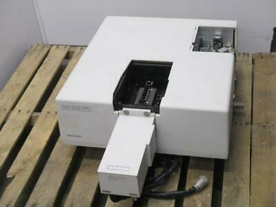 Shimadzu Uv-2501pc Uv Double Blazed Double Monochromator Spectrophotometer