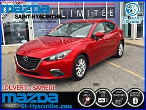2016 Mazda 3 Sport GS TOIT OUVRANT