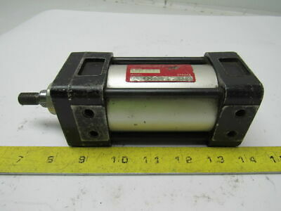 Schrader Bellows Fwb101321 Econo-ram Pneumatic Cylinder 2 Bore X 2 Stroke