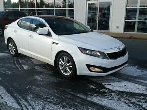 2013 Kia Optima EX+ Leather, Power roof, new tires brakes