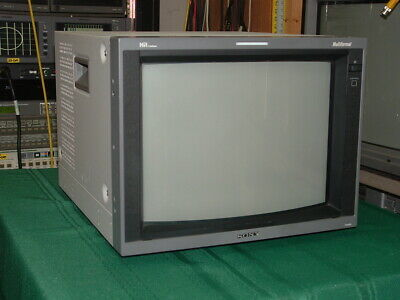 SONY PVM-14L5 PRO MONITOR 800 LINES RGB, COMPONENT, COMPOSITE & SDI PLUS AUDIO
