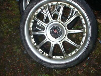 vauxhall bmw ect alloy wheels 4 stud