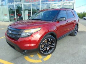 2013 Ford Explorer SPORT CUIR TOIT PANORAMIQUE GPS