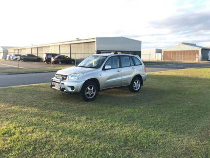 2004 Toyota RAV4 Manual 4X4 (1Year Free Warranty) Archerfield Brisbane South West Preview