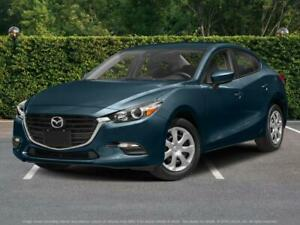 2018 Mazda Mazda3 GX-SKYACTIV BACK UP CAMERA, 7 TOUCHSCREEN , NA