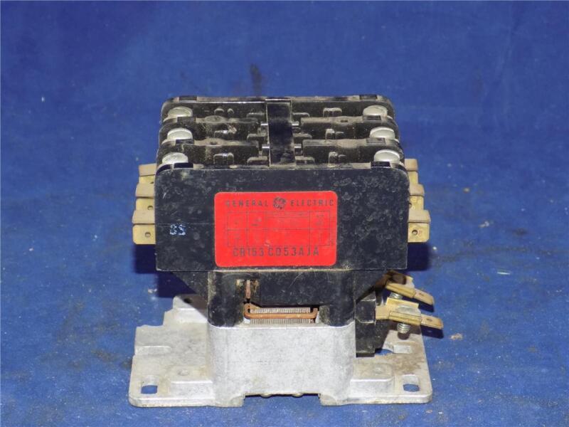 General Electric CR153C053AJA Contactor