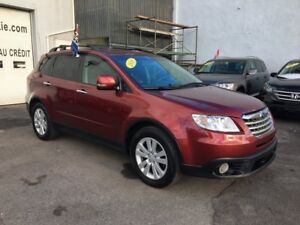 2010 Subaru Tribeca AUT.- 4X4- 7 PLACES -TOIT - IMPECCABLE- D'OC