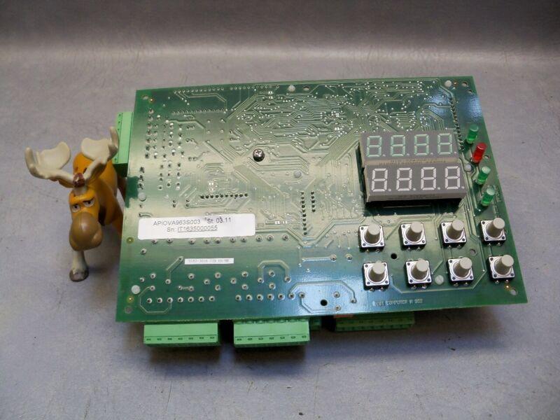 Display board assembly 963s003 Piovan Technologies APIOVA963S003