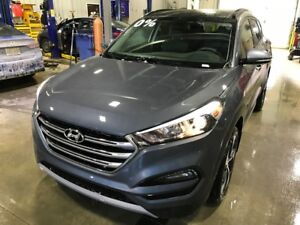 2017 Hyundai Tucson AWD 1.6 TURBO