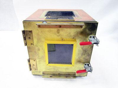 Lindgren Rf Enclosure Tt Table Top Shielded Faraday Chamber 12 X 12 X 12 B