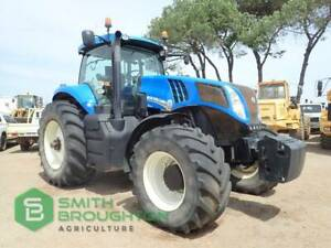2013 NEW HOLLAND T8.390 TRACTOR Midland Swan Area Preview