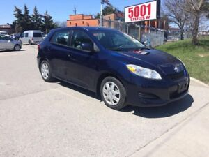 2009 Toyota Matrix WELL KEPT,$6300,SAFETY+3YEARS WARRANTY INCLUD