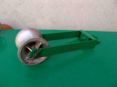 Greenlee Sheave Cable Puller Tugger 4000lbs Nice Shape 10