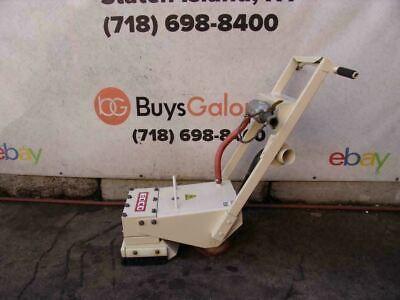 Edco Cd-5 Concrete Scabler Grinder Scarifier Head Carbide Bg2