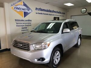 Toyota Highlander 2010 2RM 7 places 2.7L Mags 17'' A/C