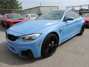2015 BMW M4 HUD, LANE ASSIST, ACC, NAVI, BACK UP CAMERA