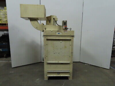 5 Hp Dust Collection Unit Dust Collector 208-230460v 3 Phase W Silencer